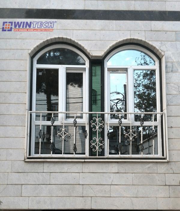 پنجره دوجداره در غرب تهران